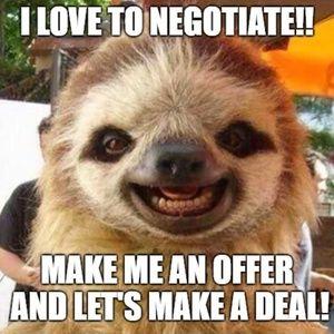 Other - I Love Making Deals!!!